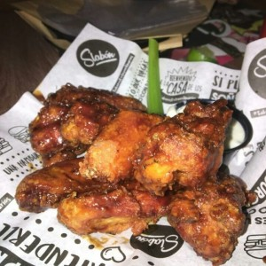 Chiken Wings BBQ