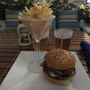 La Chupata - Burger Week 2017