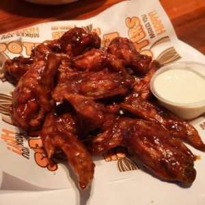 naked Wings BBQ