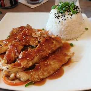 Pollo Teriyaki