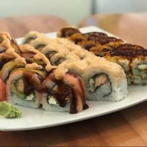 Sexy Roll + Kronchi Special + Chabot Roll