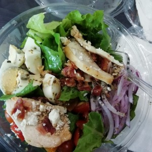 ensalada Chicken BLT