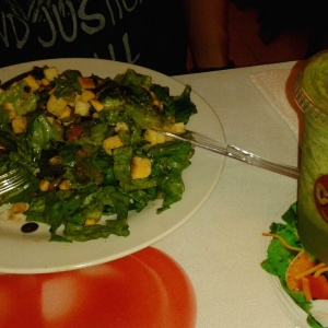 Freca ensalada con Green Power!