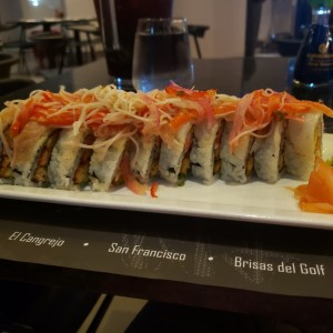 Rollos Especiales - Ceviche roll