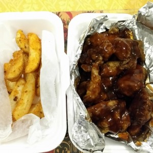 Boneless - Honey BBQ