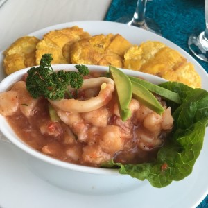 Ceviche Tropical