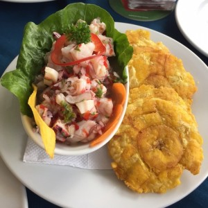 Ceviche Mar & Green