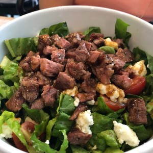 meat lovers salad