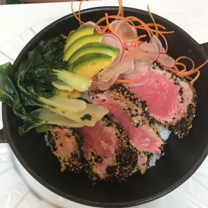 Ahi Tuna Bowl