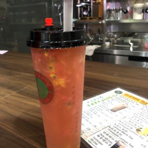 watermelon passion fruit jasmine tea