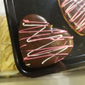 galleta de chocolate