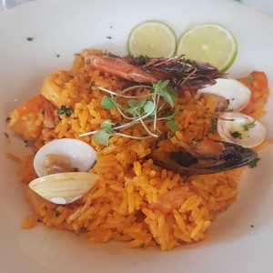 Arroces - Arroz Marinera