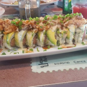Originales rollos - Spicy Tuna