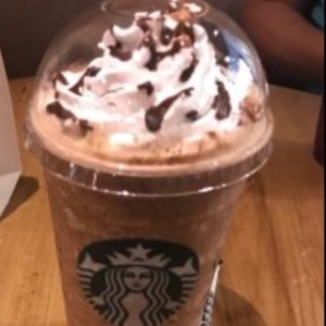 frapuccino chocolate