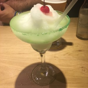 Margarita de limon frozen