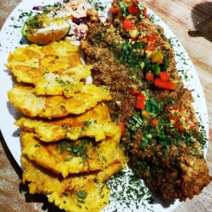 Filete de Corvina