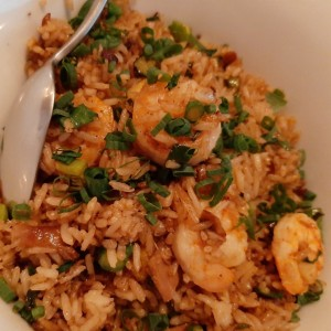 CANTONESE FRIED RICE - CHINA