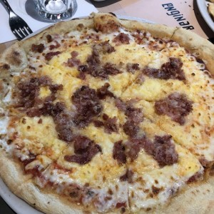 LA PIZZA - Carbonara