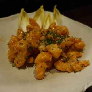 HOT - SHRIMP TEMPURA