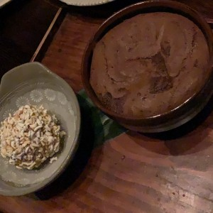 POSTRES - BAKED CHOCOLATE MOUSSE