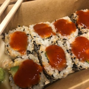 MAKI - SPICY SALMON