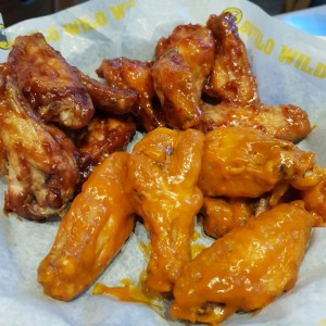 trio de wings