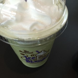 Ice Blended Matcha