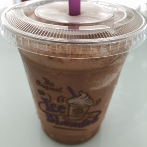 Chocolate Frozen (Low sugar)