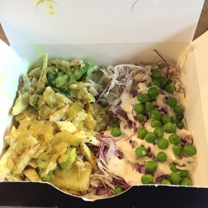 chicken curry box