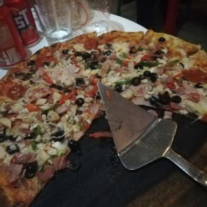 Pizza Costa Verde