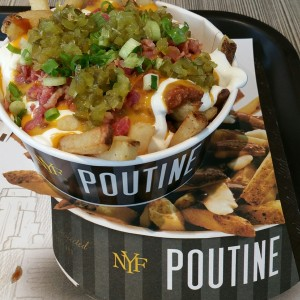 The Works Poutine