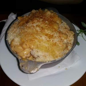Principales - Mac'n' cheese