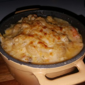 Big treats - Lobster mac & cheese