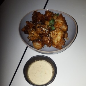 KFC (Korean Fried Couliflower)