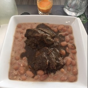 costilla de res