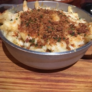 Mac and Cheese de Langosta