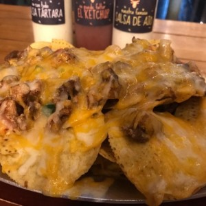 Nachos - Mixtos - Ultimate
