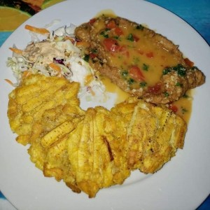 filete al ajillo
