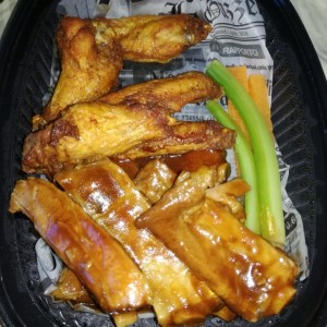 wings & ribs