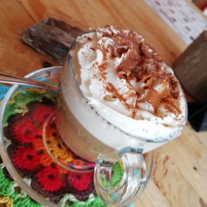 Capuchino de mis amores ? @cacaobarselection