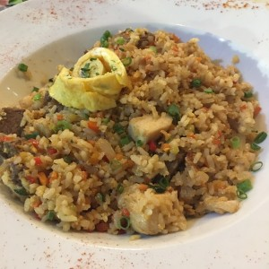 Imprescindibles arroces - Yakimeshi mixto