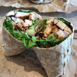 Sifrina Chicken wrap