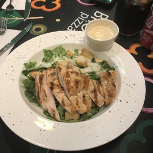 Ensalada chicken Cesar