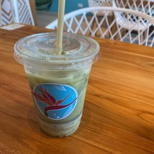 THAI MILK ICED MATCHA