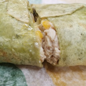 wrap chicken césar