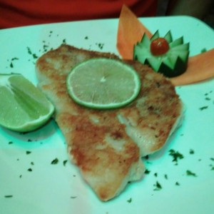 Filete de Corvina Apanada
