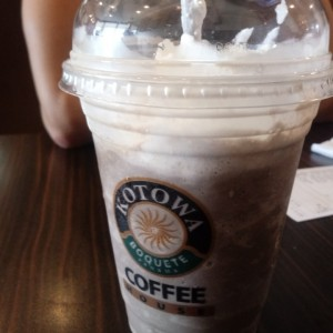 Cookies and Cream Frappe