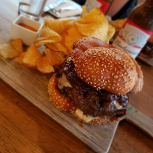 Hamburguesa Burger Week