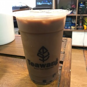 Bubble Milk Tea de Chai Tea