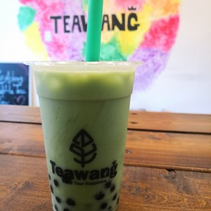 Matcha Bubble Tea
